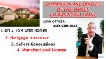 Benefits Of FHA Loans Versus Conventional Loans On Home Purchase