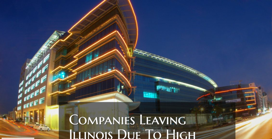 Companies Leaving Chicago