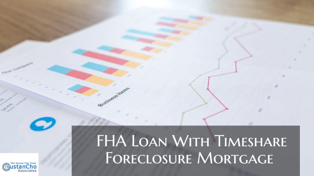 What are FHA Loan With Timeshare Foreclosure Mortgage Guidelines
