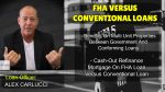 FHA Versus Conventional Loans Mortgage Lending Guidelines
