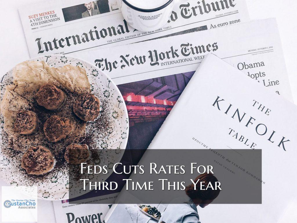 Feds Cuts Rates