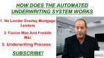 Automated Underwriting System Approval: AUS Findings