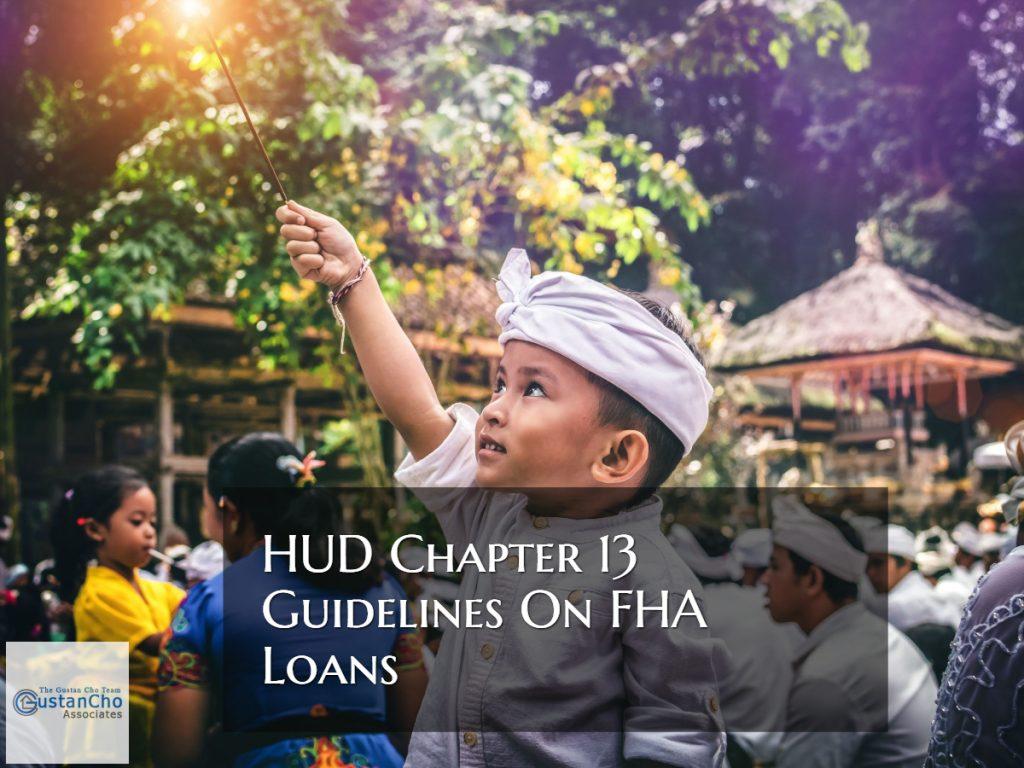 HUD Chapter 13 Guidelines