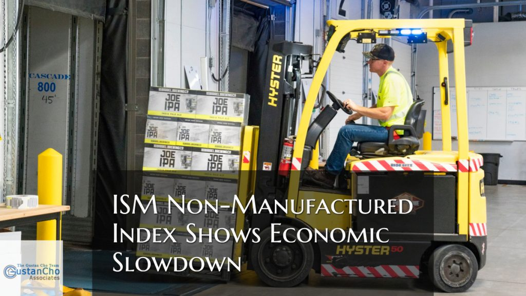 Why ISM Non-Manufactured Index Shows Economic Slowdown