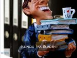 Illinois Tax Burden Is The Least Friendly In The U.S.