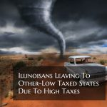 Illinoisans Leaving To Other Lower-Taxed States