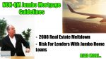 Jumbo Home Loans Lending Guidelines On Non-QM Mortgages