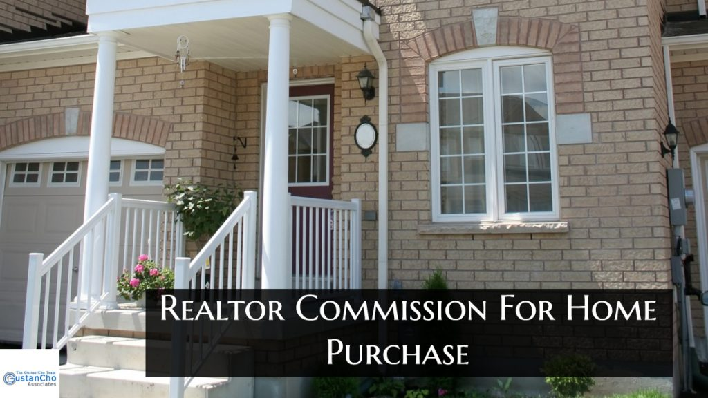 What is Realtor Commission For Home Purchase