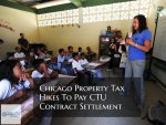 Chicago Property Tax Hikes Will Fund Most Of CTU Contract Settlement