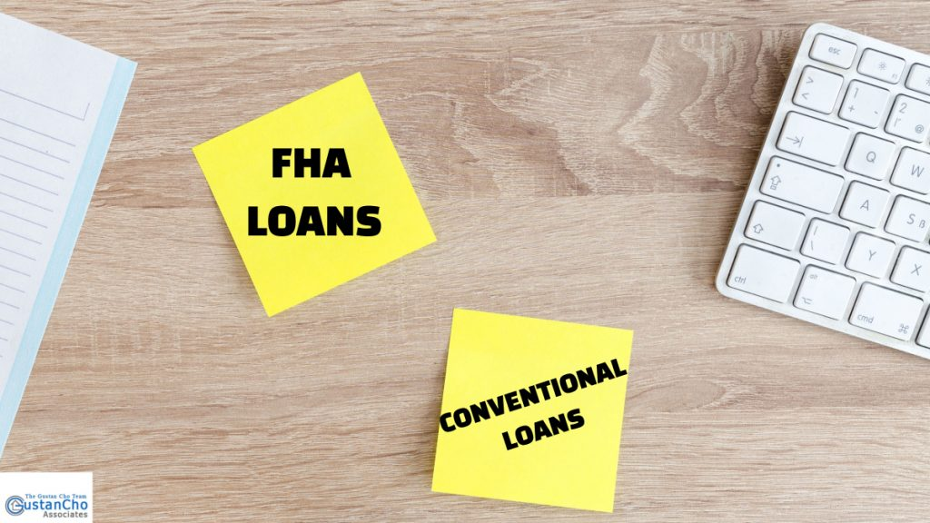 What is the difference between FHA loans versus conventional loans?