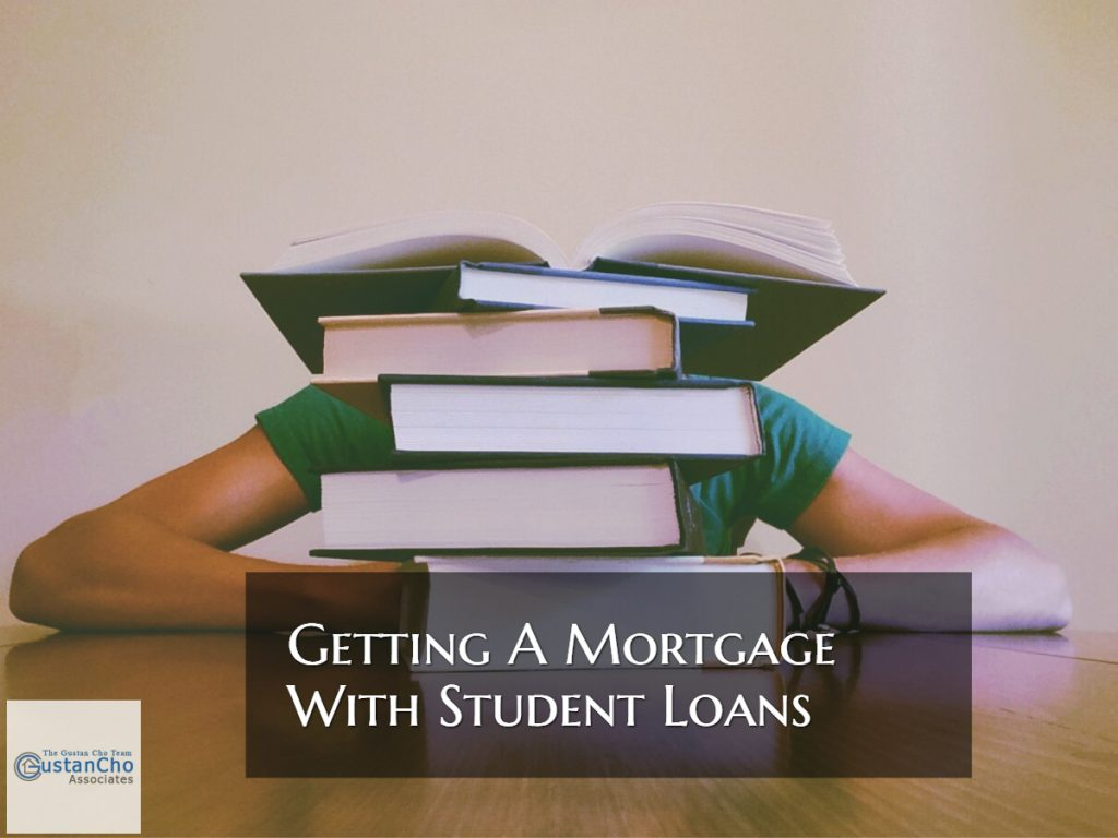 Getting A Mortgage With Student Loans