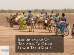 Illinois Exodus Of Taxpayers To Other States Due To High Taxes