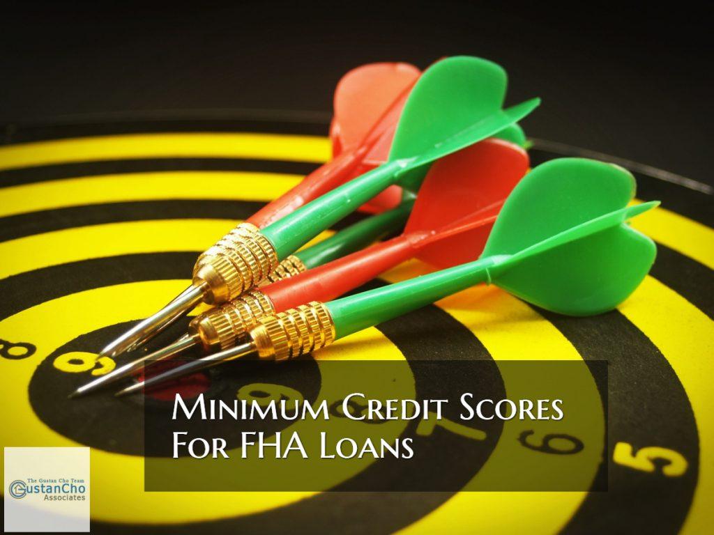 Minimum Credit Score For FHA Loans