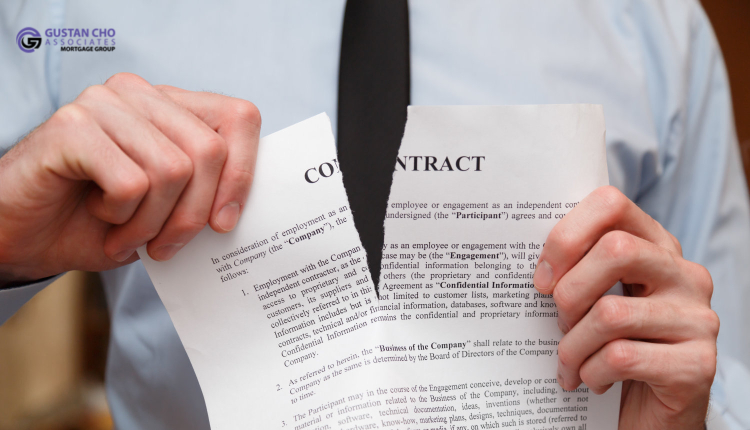 Reasons For Mortgage Loan Denial During Mortgage Process