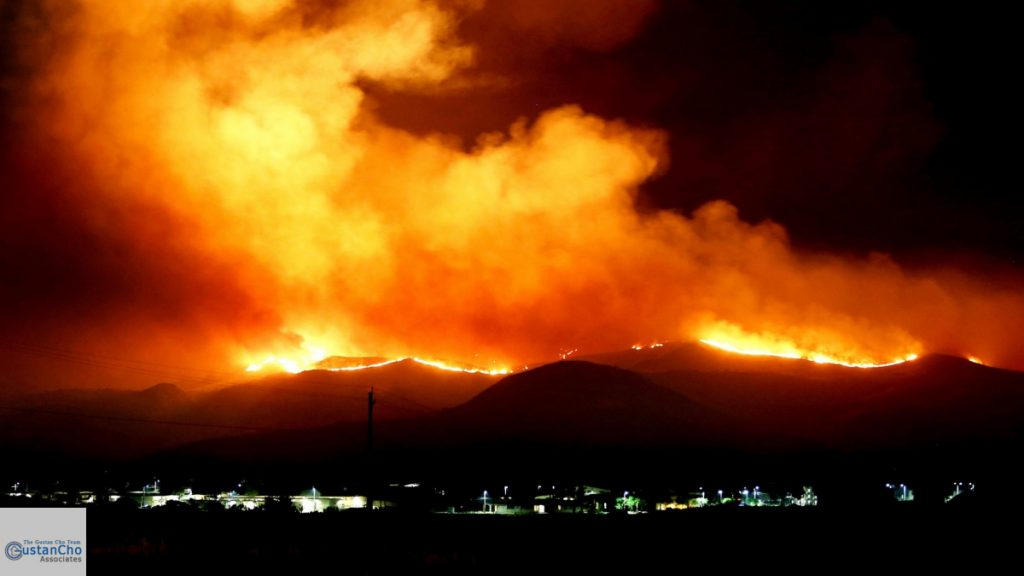 What Residents Are Saying About Southern California Wildfires