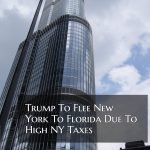 Trump Flees New York To Florida