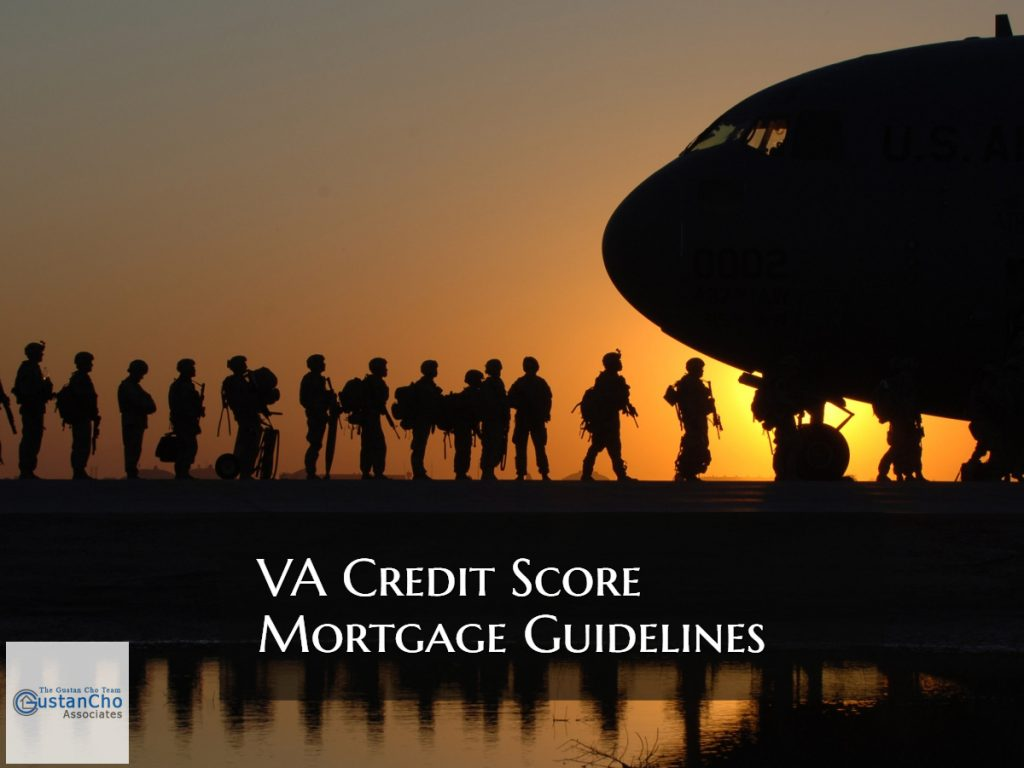 VA Credit Score Mortgage Guidelines