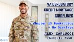 VA Derogatory Credit Mortgage Guidelines On VA Mortgages