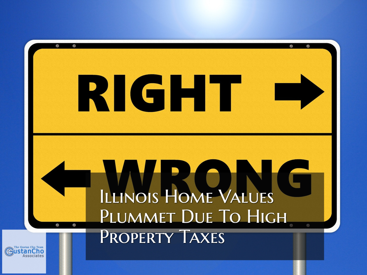 Illinois Home Values Decline Due To Rising Property Taxes