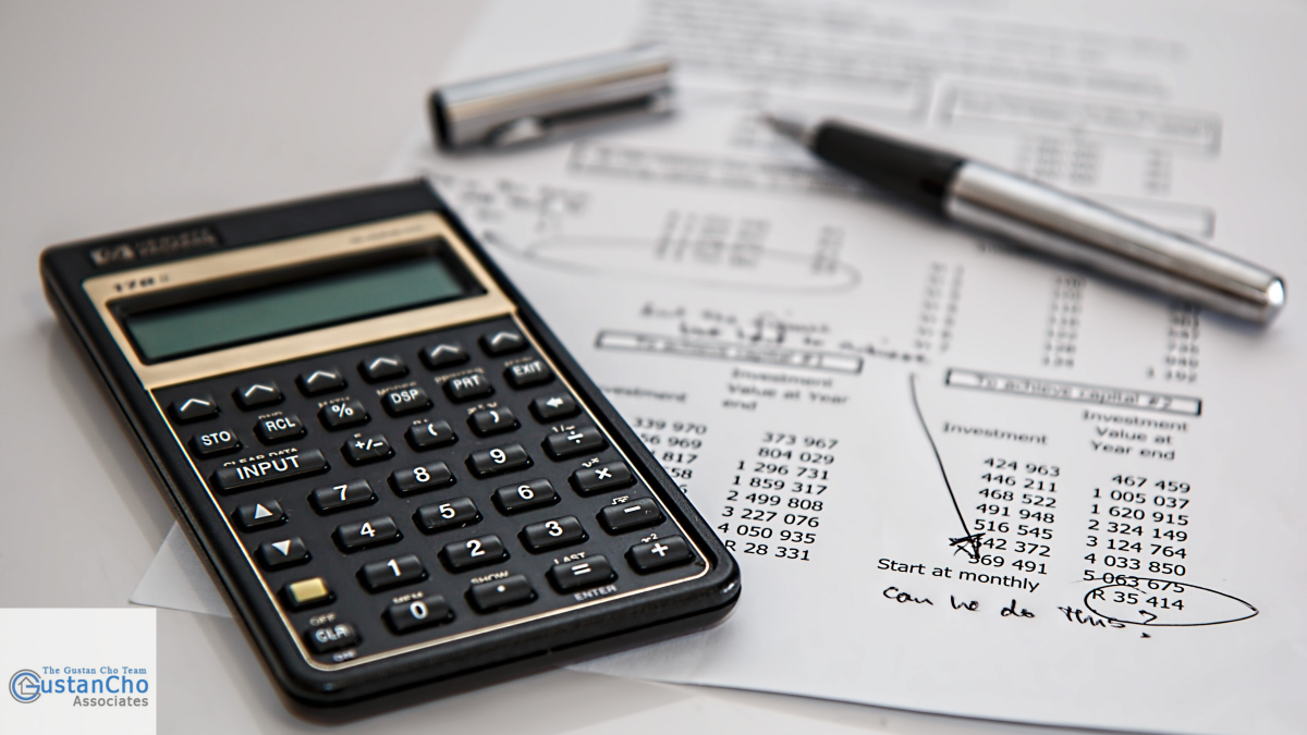 How to calculate the debt to income ratio