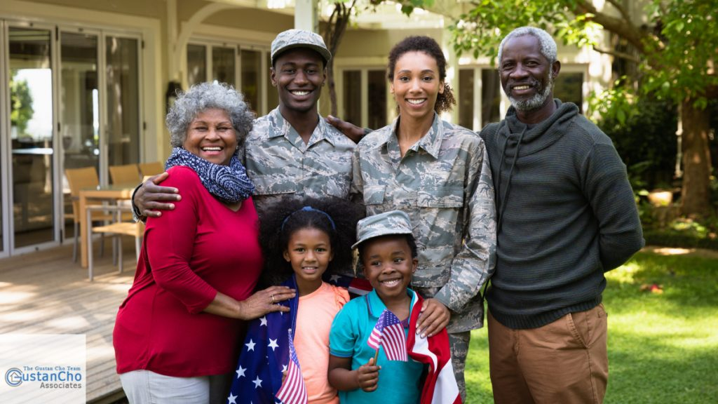 What are the guidelines for VA loans with 500 FICOs?