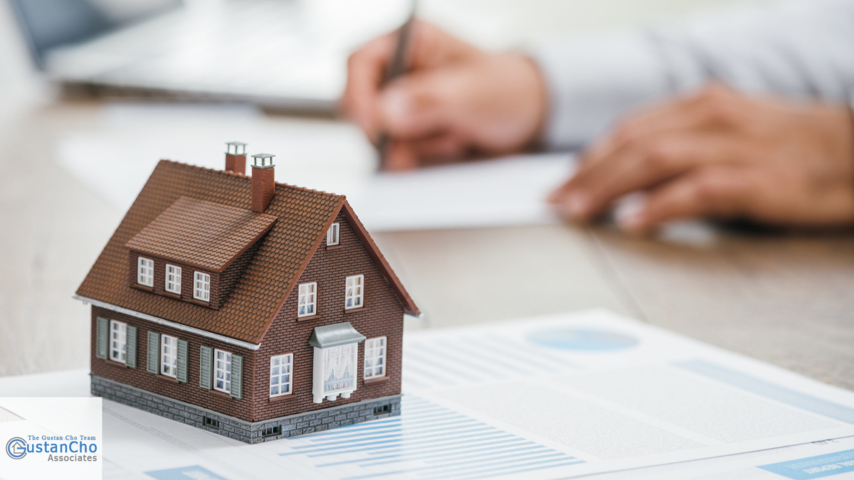 Which means repairing a property before listing it