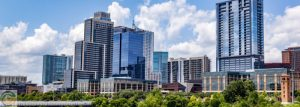 The Austin skyline is one of the most beautiful I've ever seen.