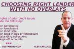 Choosing The Right Lender