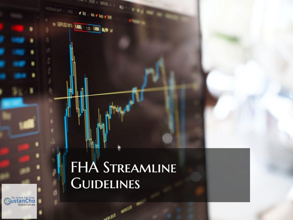 FHA Streamline Guidelines