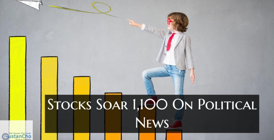 Stocks Soar