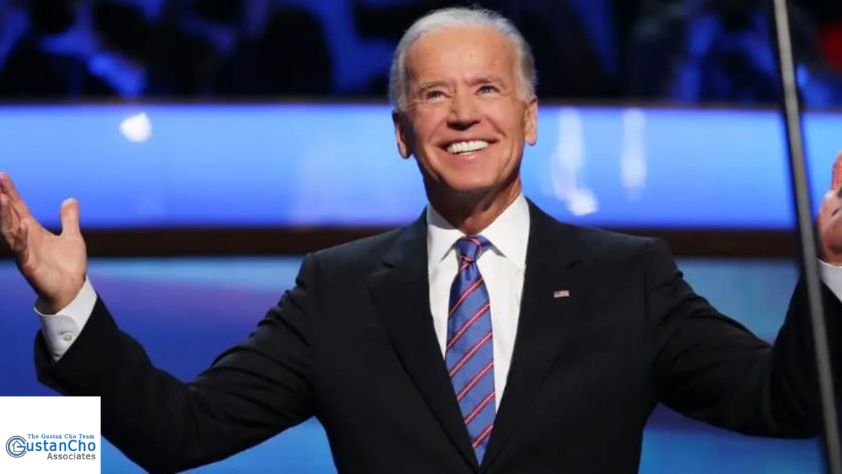Which means Stocks float with new products Biden is a leader