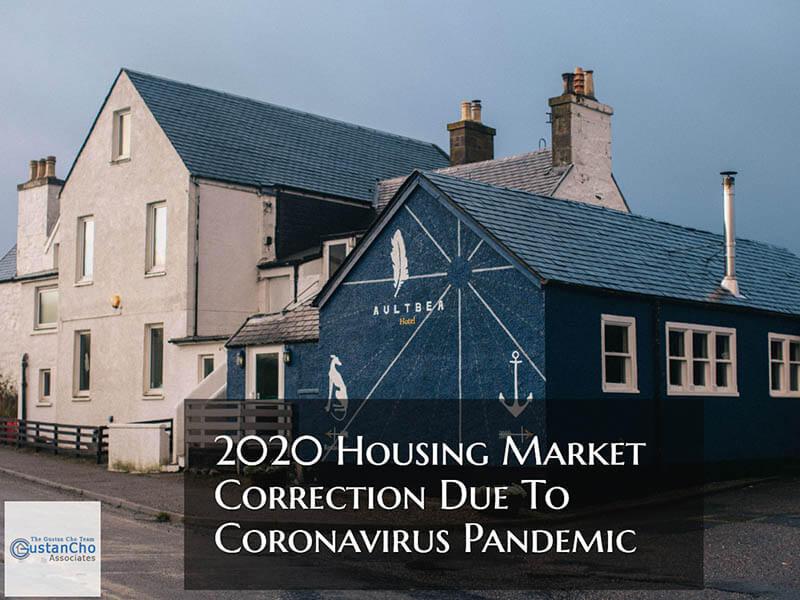 2020 Housing Market Correction