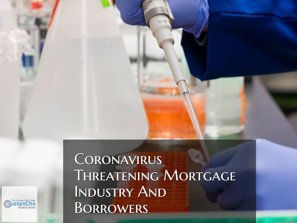 Coronavirus Threatening Mortgage Industry