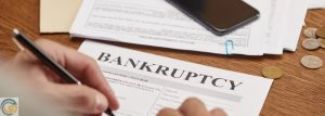How long is the waiting time for bankruptcy for the mortgage portion of the FHA bankruptcy