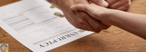 What are the mortgage guidelines in the event of bankruptcy