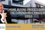 Home Buying Process During The Coronavirus Pandemic Crisis