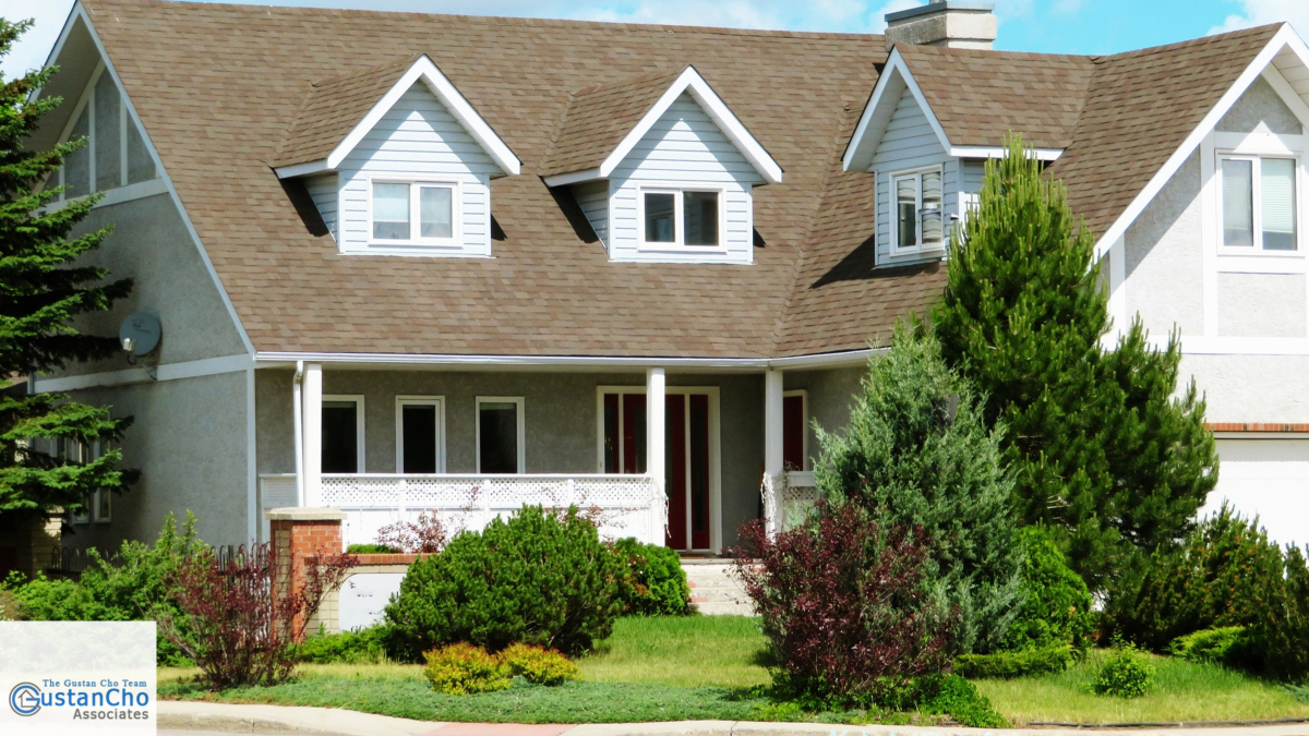 What do mortgage transactions look like for buying a home