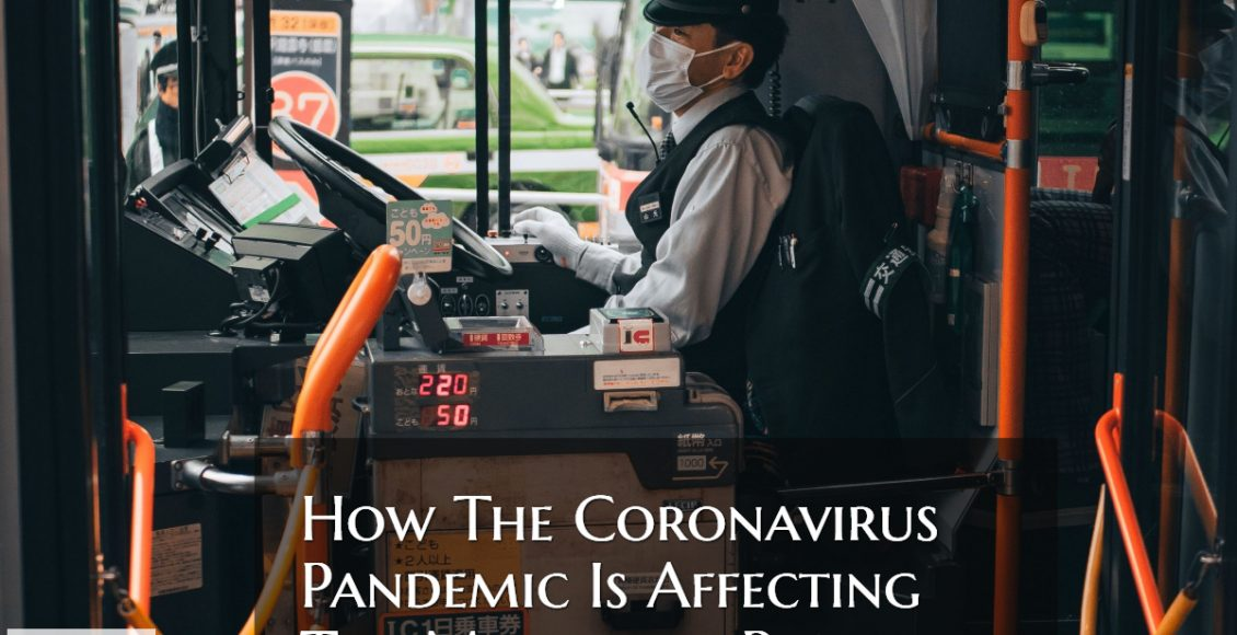 How The Coronavirus Pandemic Is Affecting The Mortgage Process