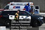 Illinois Demands Pension Bail Out