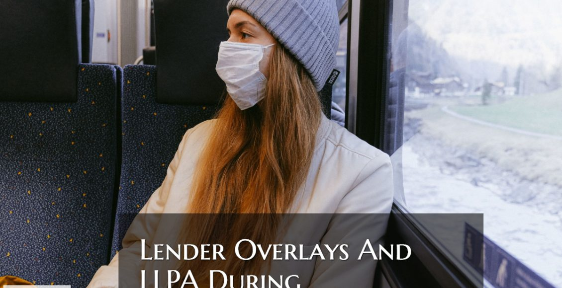 Overlays And LLPA
