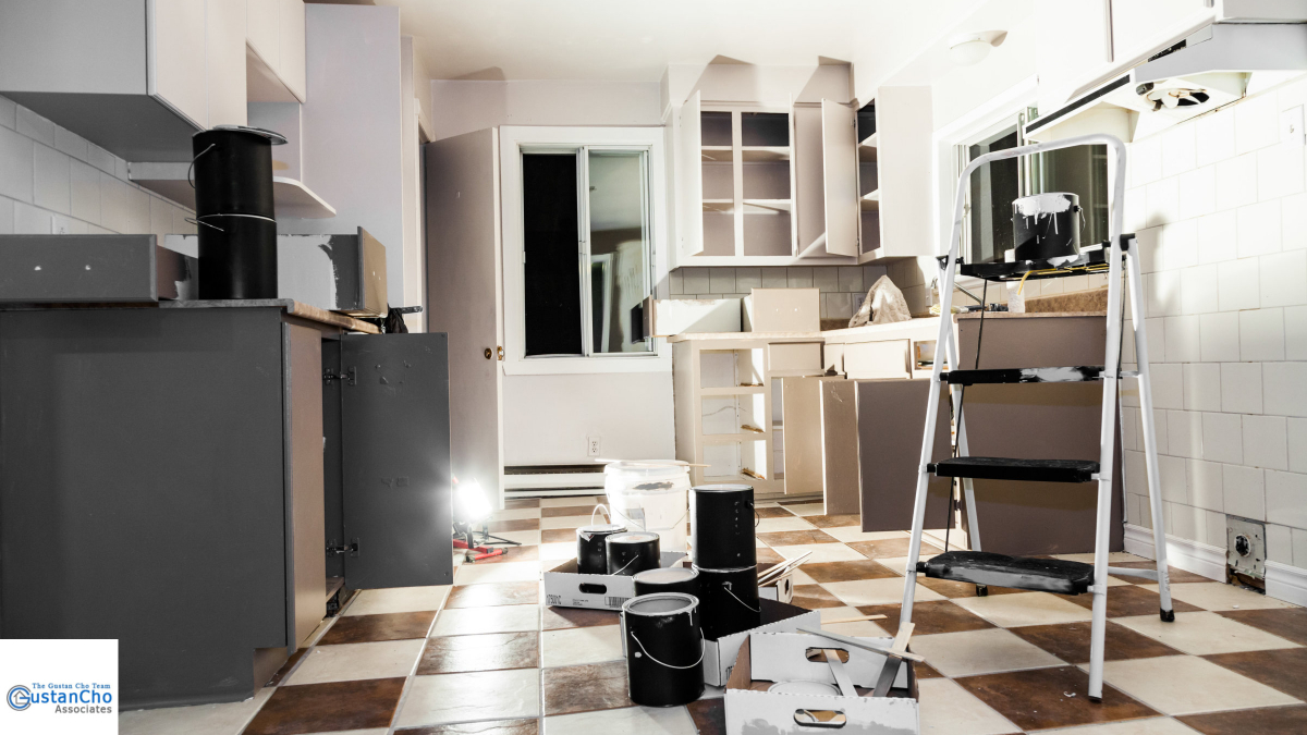 What are the priorities for post-purchase renovation?