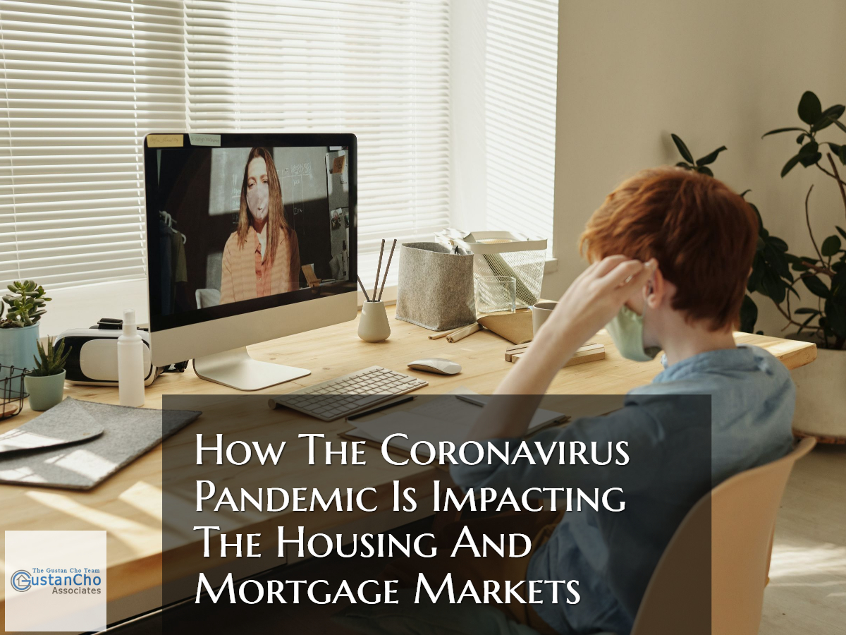 The Coronavirus Is Impacting The Housing And Mortgage Market