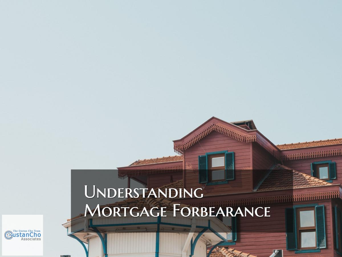 Understanding Mortgage Forbearance During Coronavirus Pandemic