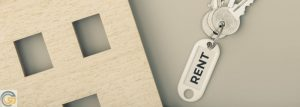What are the conditions of AUS rent verification