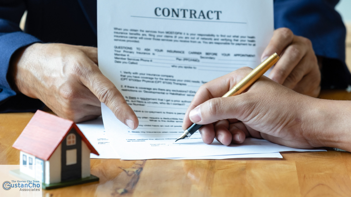 What does co-signing and debt-to-income ratio mean when buying a home?