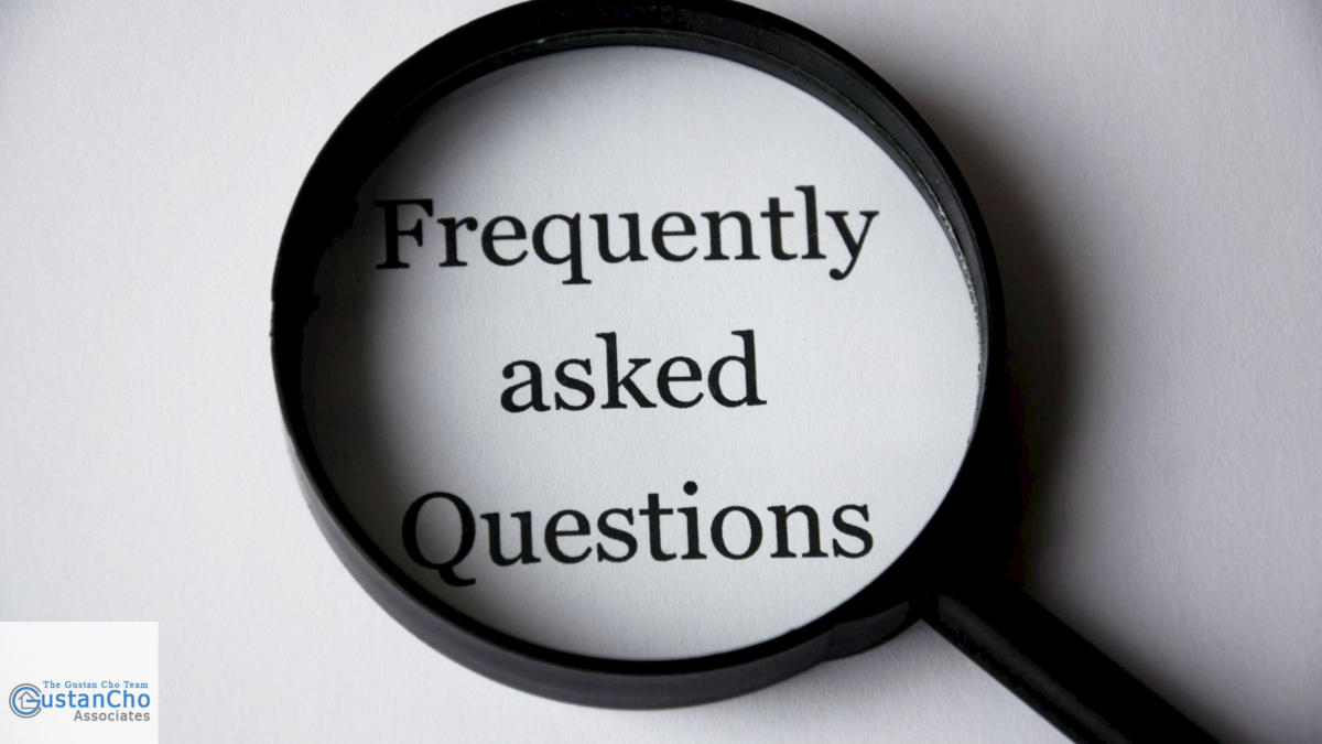 What are frequently asked questions from home buyers for the first time