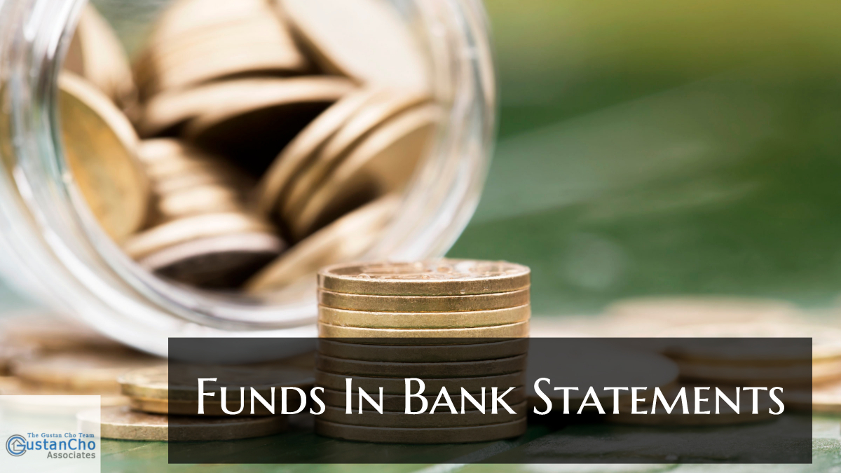 Funds In Bank Statements