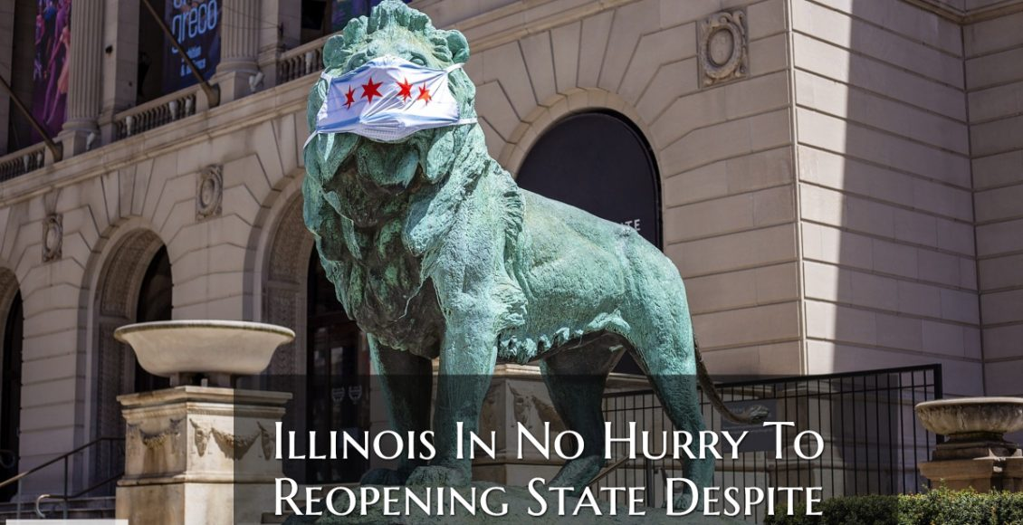 Illinois In No Hurry To Reopen State