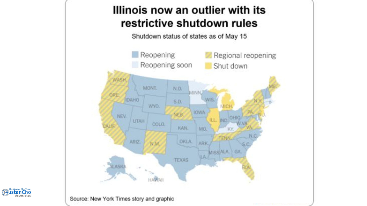 Illinois now an outlier with its restrictive shoutdown rules
