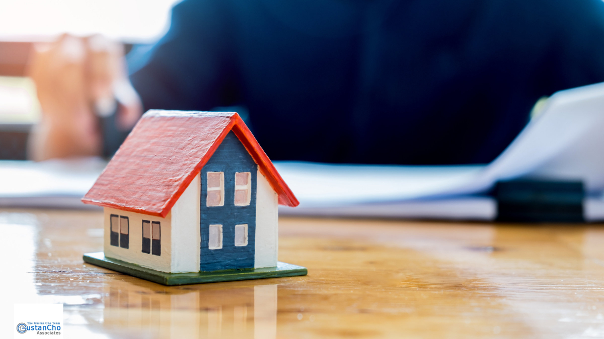 What does the credit process look like when buying a Flip property